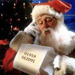 Christmas taxi, Westerham Cars, taxi